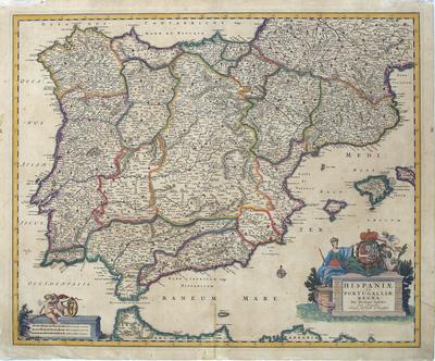 Hispaniae et Portugalliae Regna