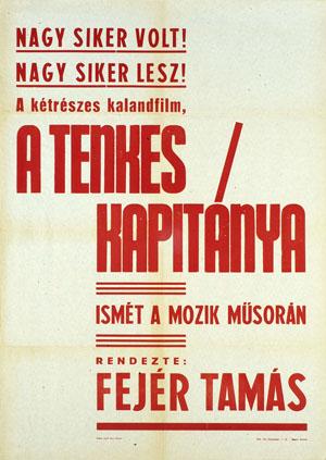 A TENKES KAPITÁNYA