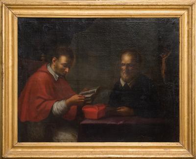 San Filippo Neri e San Carlo Borromeo