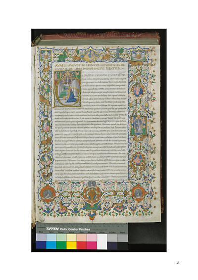 D. Augustini De civitate Dei