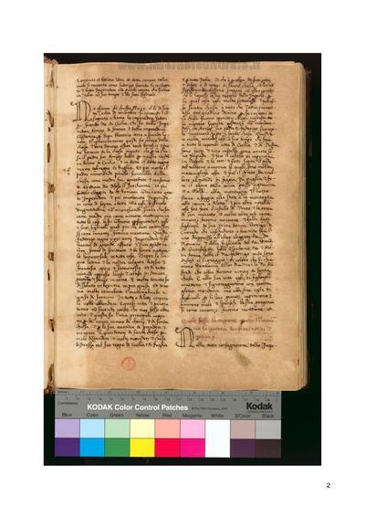 Io. Villanii Chronici libri tres