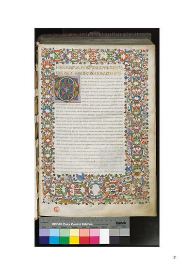 Leonardi Arretini Historiae Florentinae