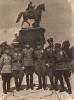 Фотография (групповая): в т.ч. на снимке — 5-й слева - гвардии подполковник Прошунин Н.Э.
