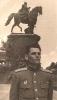 Фотография (портретная): на снимке — офицер 89-й гвардейской Белгородско-Харьковской стрелковой дивизии (имя неизвестно)