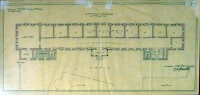 Τρία Σχέδια του Κωνσταντινουπολίτη αρχιτέκτονα Περικλή Φωτιάδη για την Μονή Παναγίας Καλαμούς στην Ξάνθη (Αρχείο ΠΑΚΕΘΡΑ) (Φωτογραφίες)