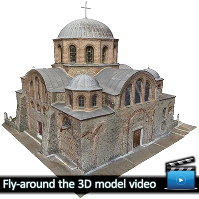 Monastery of Panagia Kosmosotira (VIDEO)