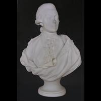 Rendu 3D du buste de Tsarévitch Paul