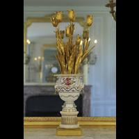 Rendu 3D de Vase candélabre 2 de la Chambre de la Reine