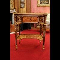 Rendu 3D de la Table mécanique de la Chambre de la Reine