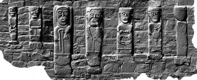 Early Christian Carved Figures, White Island, Co. Fermanagh (Images)