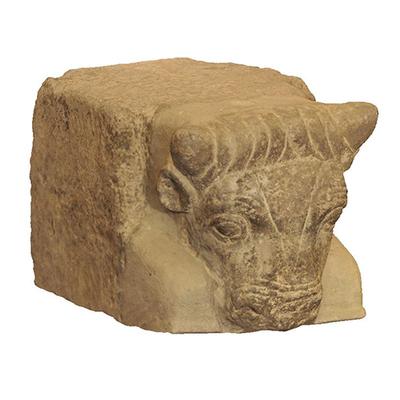 Bull shaped base - 3D