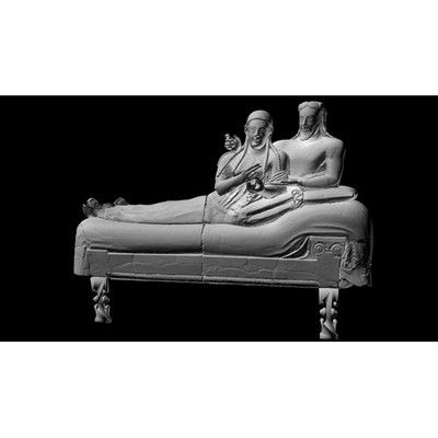 Sarcophagus of the Spouses - Movie