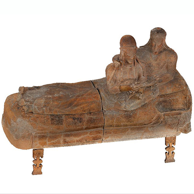 Sarcophagus of the Spouses - 3D
