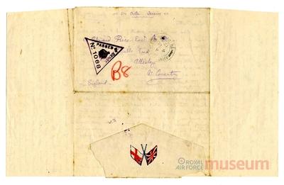 02.06.1915 - Bernard und die Maultiere