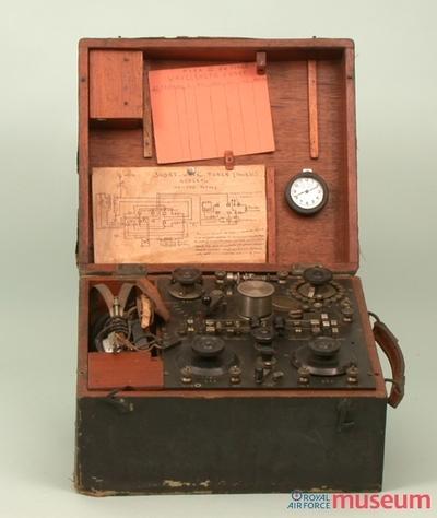 15.08.1916 - Bernard: RFC Artilleriebeobachtung, Teil 2