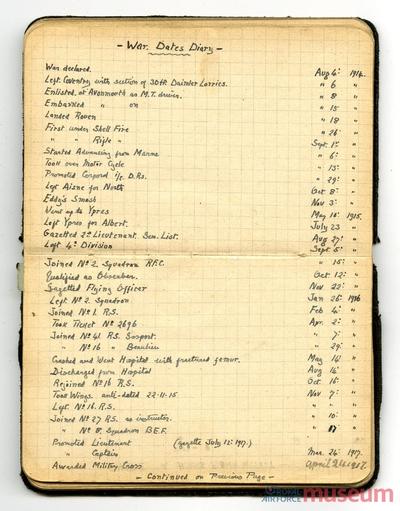 14.01.1918 - Bernards Kriegstagebuch (04.08.1914 – 25.04.1918)