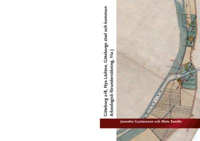 rapport, arkeologisk rapport
