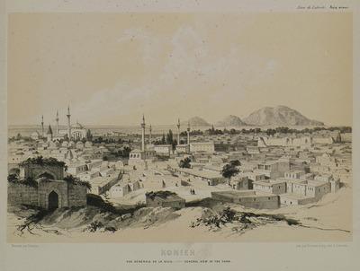 View of Konya.