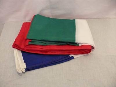 RMS-vlag lijkkist Manusama
