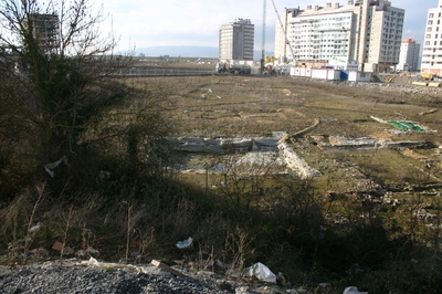 [A_Vitoria_Mariturri] Registro fotogramétrico de la cisterna del yacimiento arqueológico de Mariturri (Vitoria-Gasteiz, Álava)