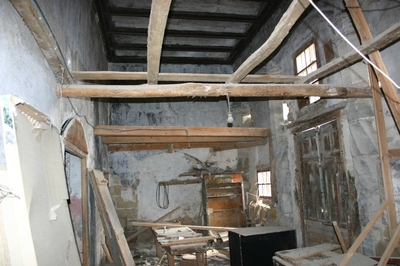 Interpretación de información geométrica procedente de diversas fuentes para la reconstrucción virtual del Palacio de los Condestables, Casalarreina (La Rioja)