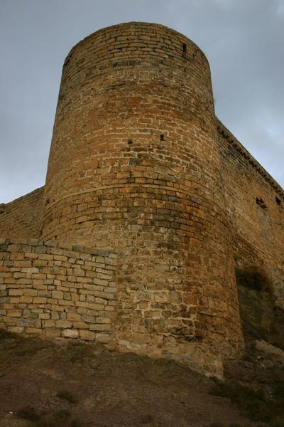 [R_Cornago_Castillo] Documentación Geométrica y Modelado Virtual del Castillo de Cornago (La Rioja)
