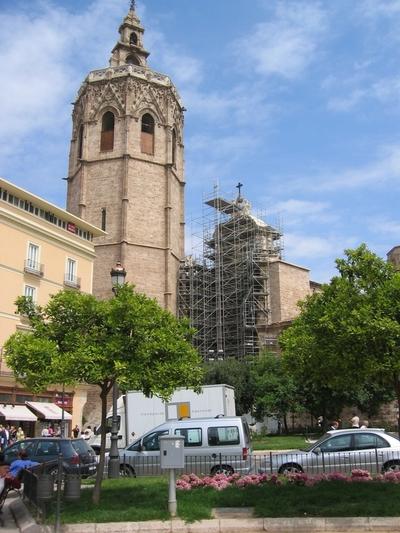 [V_Valencia_Catedral] Documentación Geométrica de la Portada de los Hierros de la Catedral de Valencia