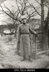 Vene 33.Jalaväediviisi 131.Tiraspoli polgu ohvitser alamleitnant                      Bankuzov.