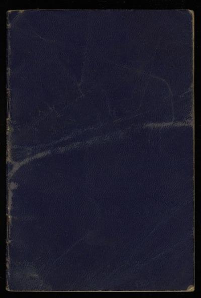 Kriegsliederbuch für das deutsche Heer, 1914,