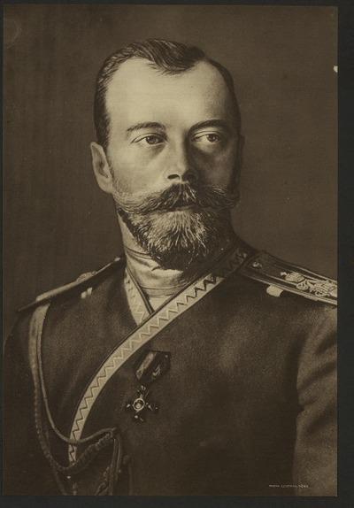 Nicholas II, czar of Russia