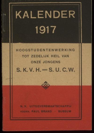 Kalender 1917