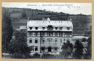 Hôtel-Restaurant: Anseremme Grand-Hôtel Delbrassine Kuaerts