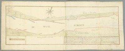 WAAL >> De Waal bij Wamel (bij Tiel),