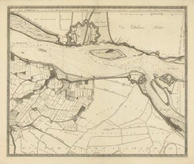 MERWEDE >> De Merwede ter hoogte van Gorkum en omgeving