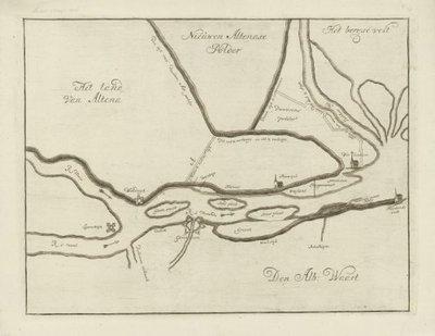 NOORD-BRABANT >> Plan voor de aanleg van overlaten in het land van Altena, bij Werkendam-Sleeuwijk,