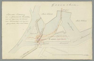 KANALEN >> Gorinchemse Kanaalsluis,