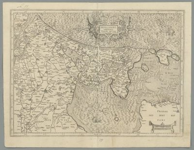 HOLLAND en UTRECHT >> Holland en Utrecht,