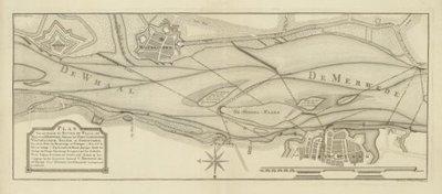 MERWEDE >> De Merwede ter hoogte van Woudrichemen omgeving