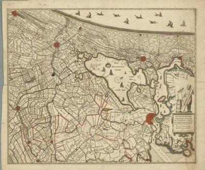 RIJNLAND en aangrenzende waterschappen >> Rijnland, Amstelland en omgeving.
