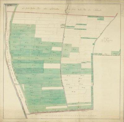 RIJNLAND en aangrenzende waterschappen >> Percelen land onder Alkemade,