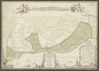 DELFLAND >> Noord-, Zuid- en Westpolder onder Berkel-Rodenrijs,