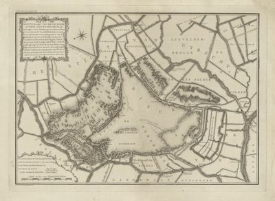 RIJNLAND en aangrenzende waterschappen >> Droogmakingsplan voor het gebied rondom Zevenhoven (Polder Nieuwkoop),