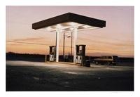 Gas Station, Sealton Sea, California