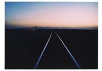 Tracks, Sealton Sea, California