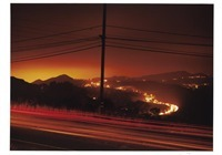 Mulholland Drive, Los Angeles, California