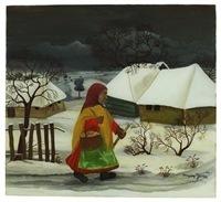 Winter in Plavšinac