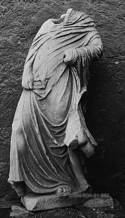 Statue des Dionysos