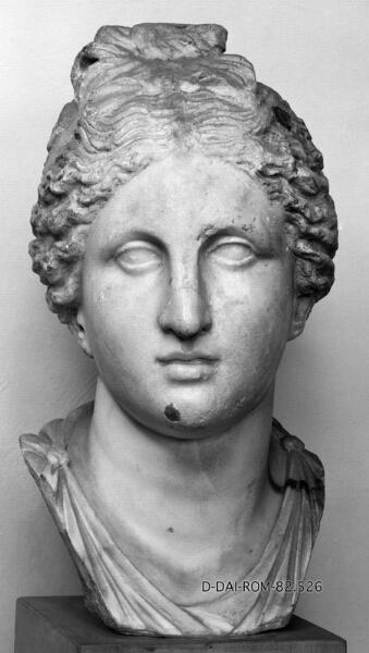 Kopf der Artemis ?