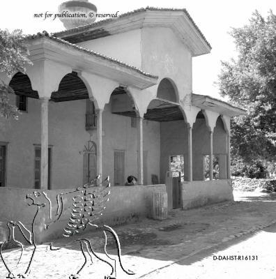 Moschee von Eskihisar