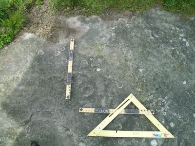 Dod Law Excavation Site B